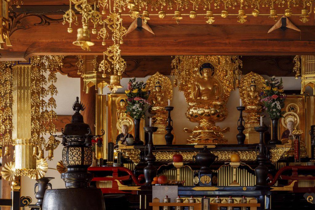 全學寺の本堂