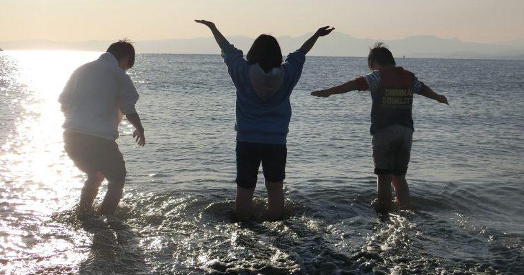 「あだち子ども食堂 たべるば」江ノ島バスツアー報告! サポーターズPR