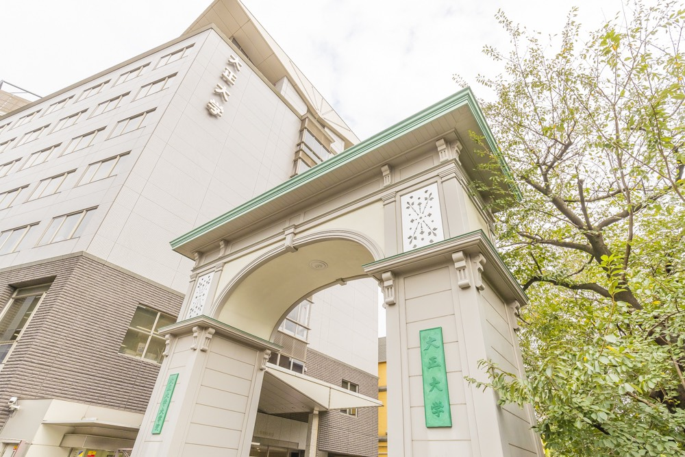 第8回鴨台祭を開催する大正大学