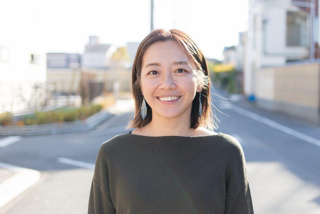 「ちきゅうの学校」生徒会長で海クラス担当の小笠原愛さん