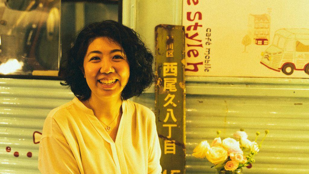 「ごきげん一家」の浅川芳恵さん