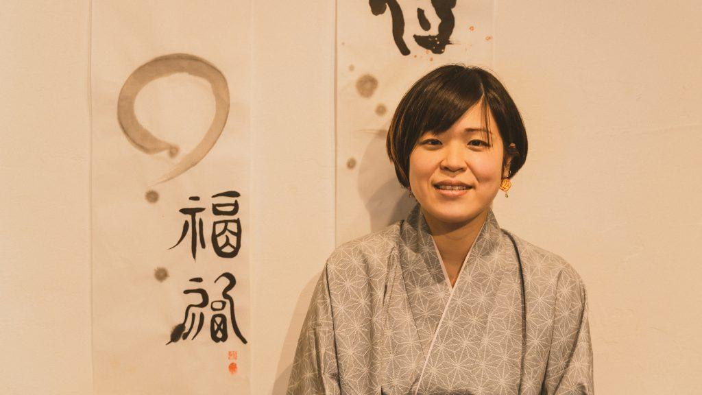 「路地裏寺子屋rojicoya」代表の米本芳佳さん