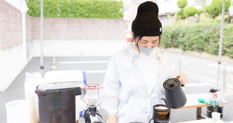 「ゼンガクジ フリー コーヒースタンド」3/27からYUCCHI COFFEEとして活動再開! サポーターズPR