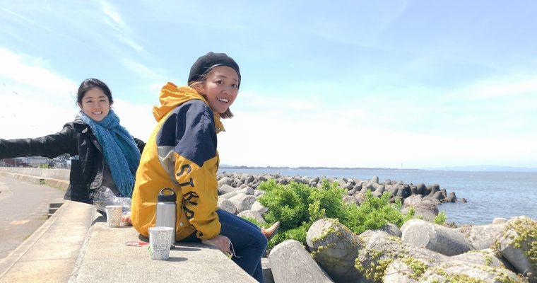 「東京を出て、海と生きる拠点を探す旅へ」愛の生徒手帳 2ページ目