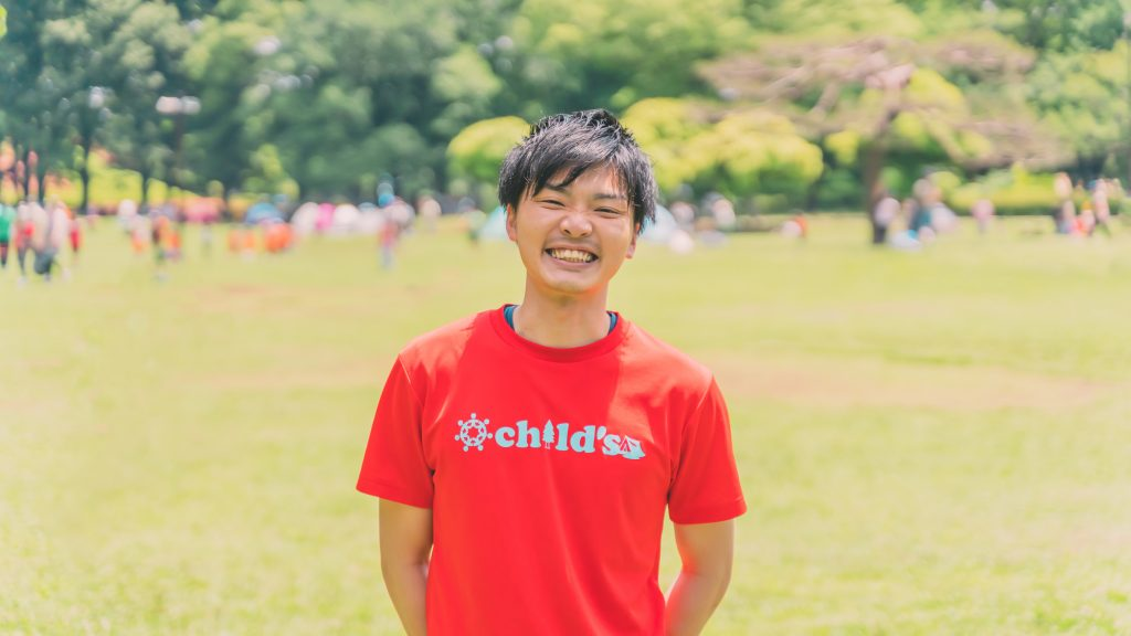 「child'sスポーツクラブ」代表の筒井真一さん