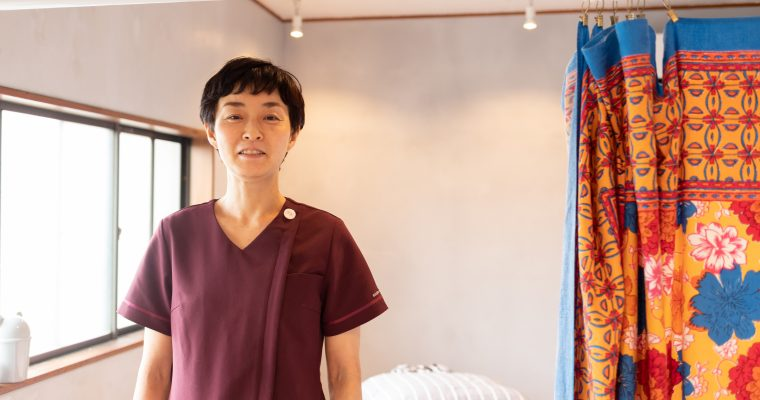 「コミュニティKoen」田中治療院がてらまちハウスで毎週月曜に営業中! サポーターズPR