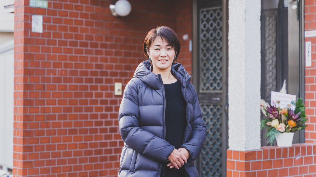 山本亜紀子さん(撮影:山本陸)