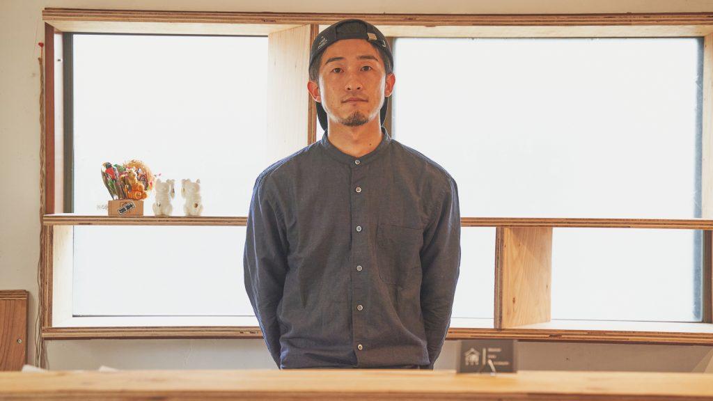 「O・S・A teramachi」オーナーの長村孝則さん