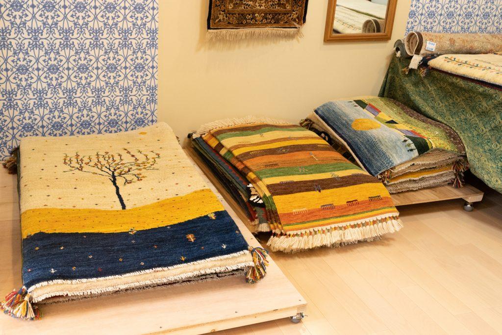 「大成コーポレーション」で取り扱っている多種多様な絨毯