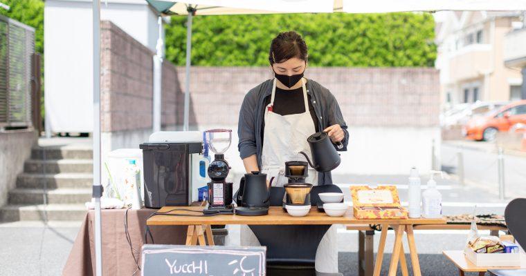 「YUCCHI COFFEE」8/21に開催! サポーターズPR