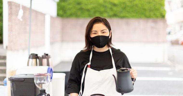 「YUCCHI COFFEE」9/4に開催! サポーターズPR